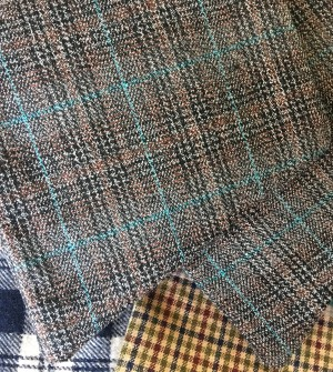 Blue-Tick Tweed